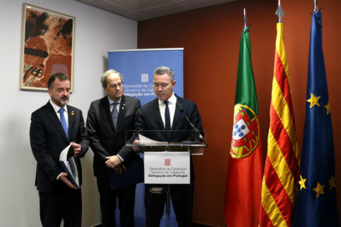 Catalan Government Delegation In Portugal Reopens