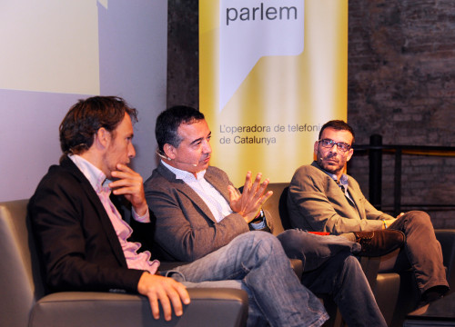 The CEO of Parlem, Ernest Pérez-Mas (by ACN)