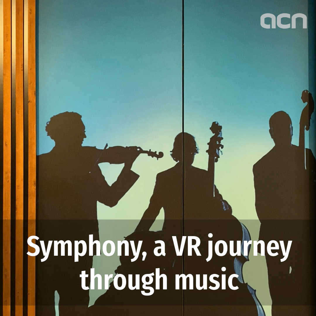 Symphony, a VR journey through music