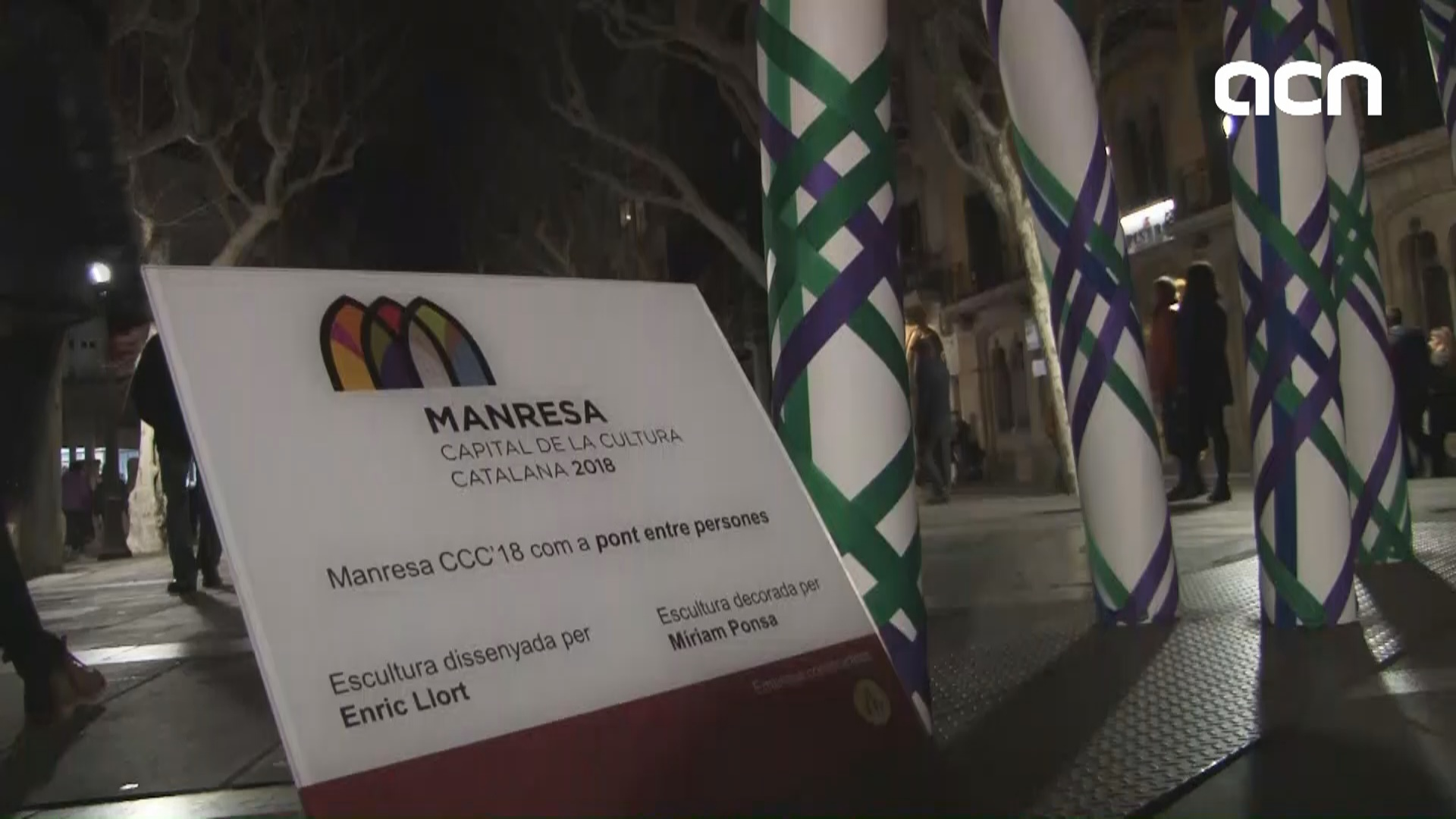 Manresa celebrates upcoming year as Capital of Catalan Culture