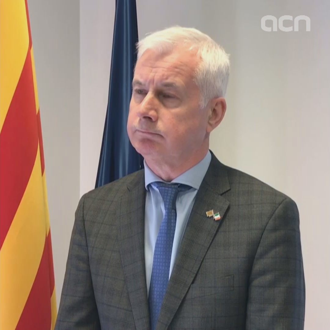 TD Séan Crowe offers his view on how the Catalan Trial is seen from his country