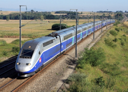 A French TGV (by Railteam / ACN)