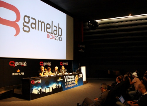 The Gamelab 2013 opening conference (by P. Cortina)