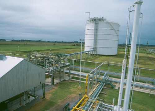 Gas Natural Fenosa's 'Peak Shaving' plant in Argentina (by ACN / Gas Natural Fenosa)