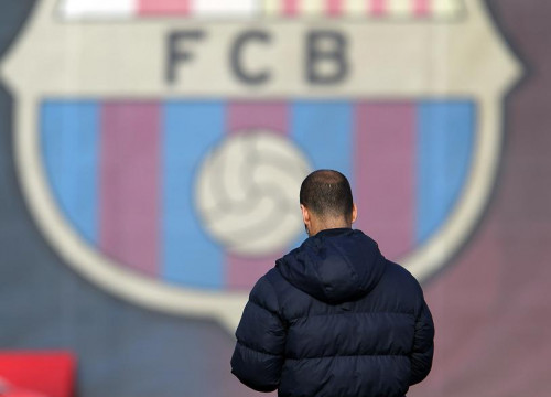 Pep Guardiola will renew his contract with the Barça (by FC Barcelona)