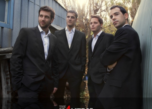 The Hanfris Quartet will participate in the festival (by The Hanfris Quartet)