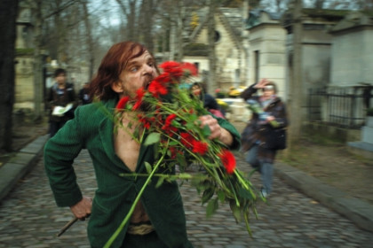 A caption from 'Holy Motors', the winner of the 2012 Sitges Film Festival (by Sitges Festival Internacional de Cinema Fantàstic)