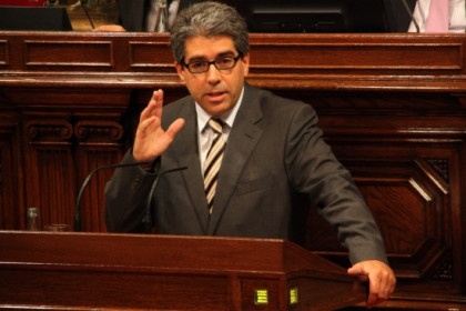 Francesc Homs: Artur Mas' right hand in the Government (by P. Mateos)