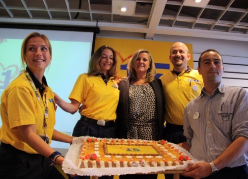 IKEA celebrates its 15th anniversary in Spain (by ACN)