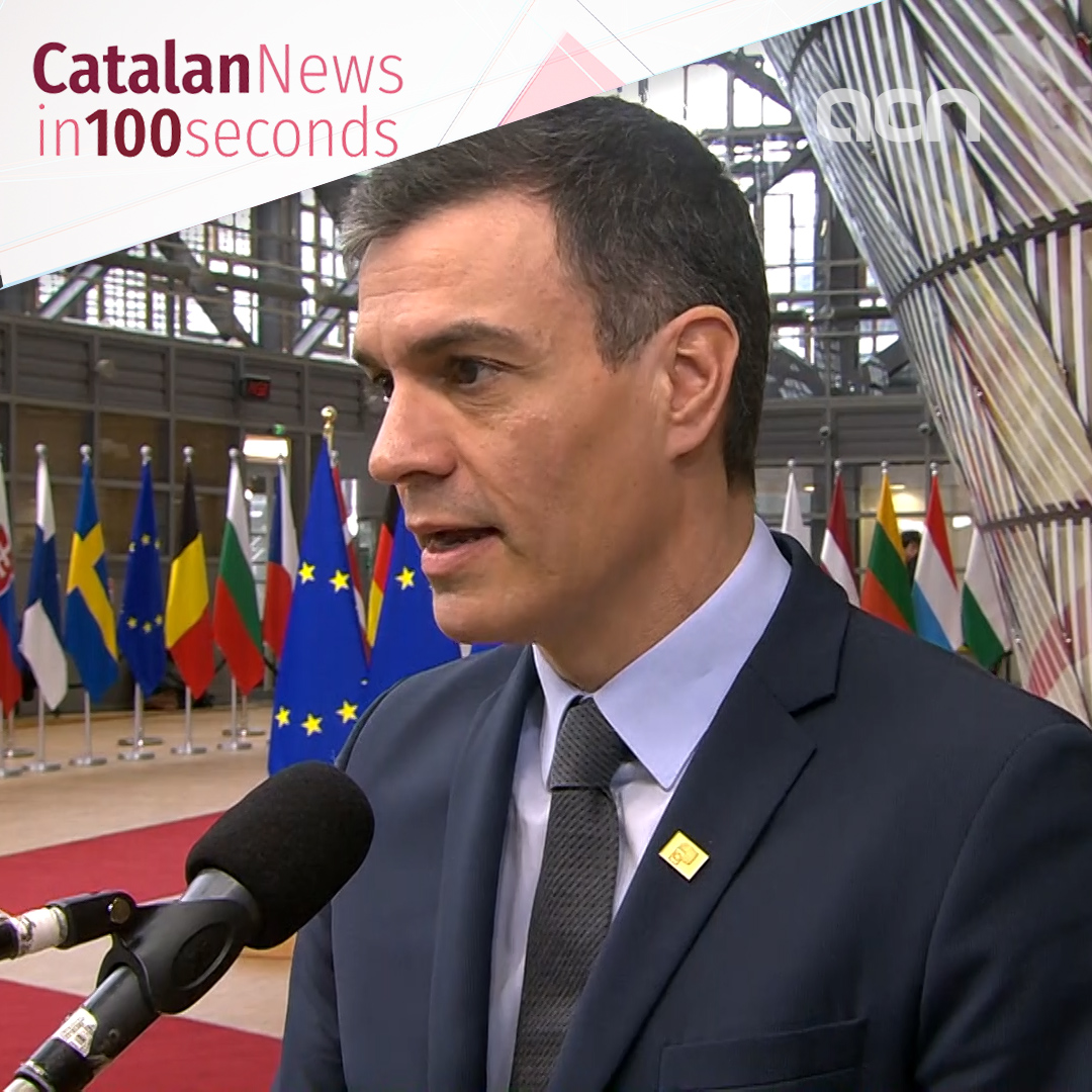 20-Feb-20: 'Negotiation table between Spanish and Catalan governments to begin next week'