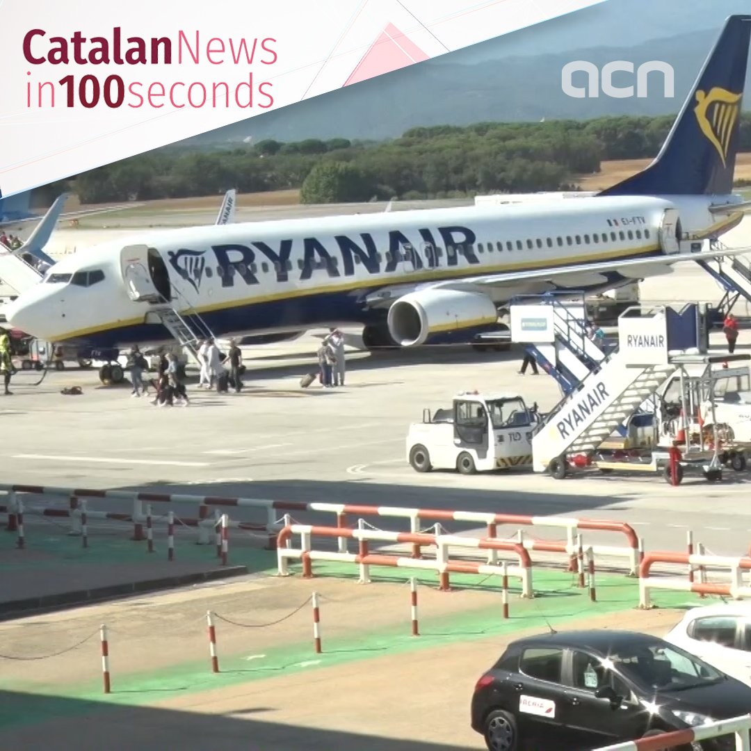 21-Feb-20: 'Ryanair workers in Girona turn down proposal that would cut working hours'