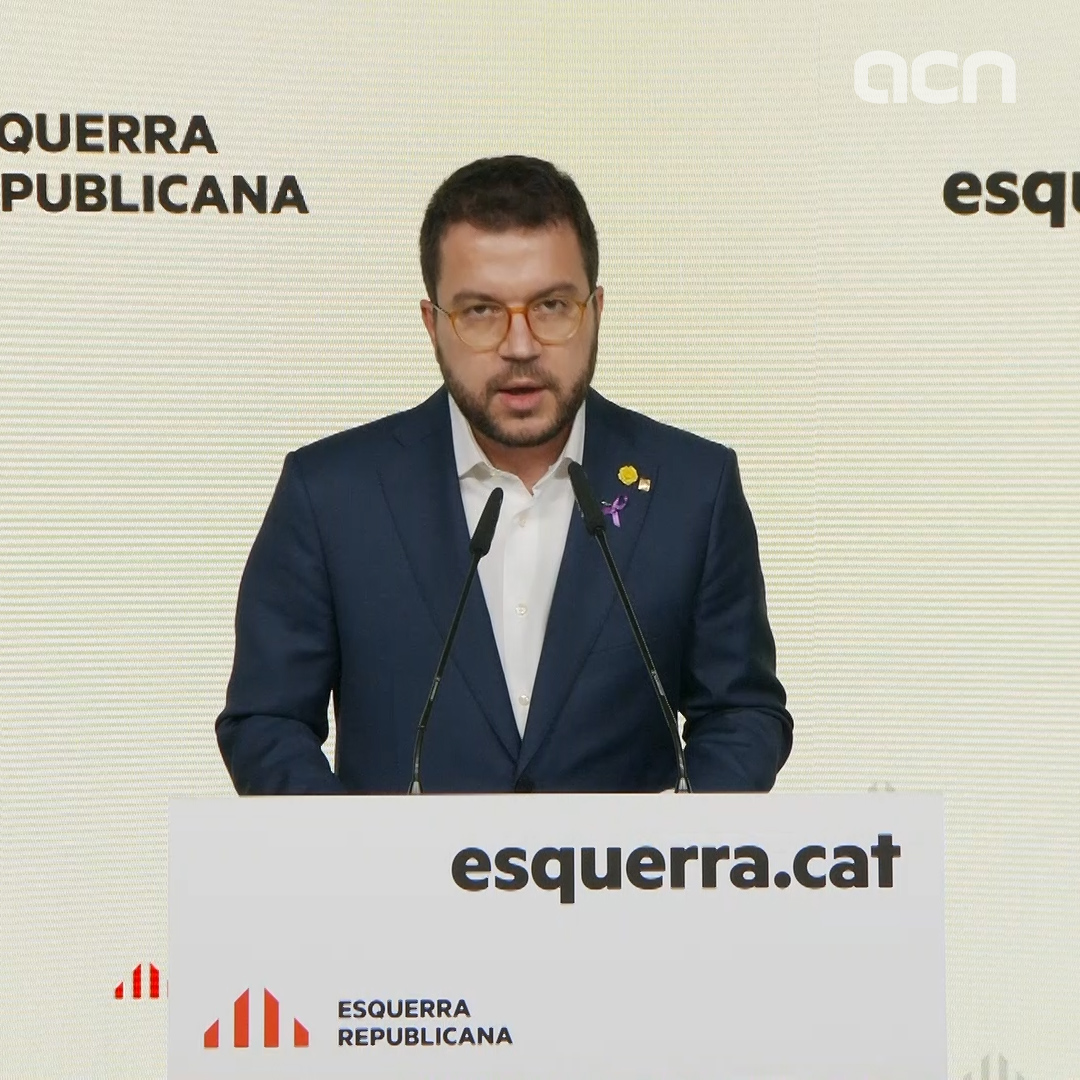 ERC party will back Spanish budget, but warns 'it's not a blank check'