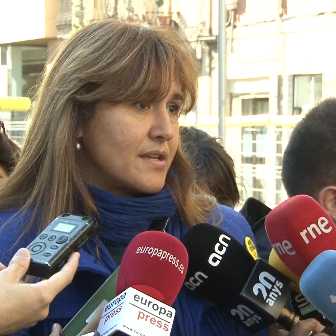 JxCat questions separation of powers in Spain