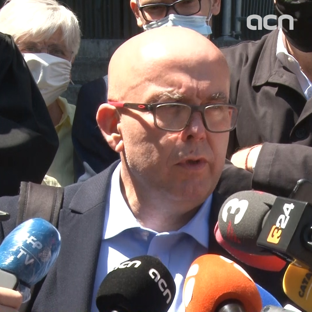 Lawyer of Lluís Puig says arguments have been laid out to Belgian courts in extradition case