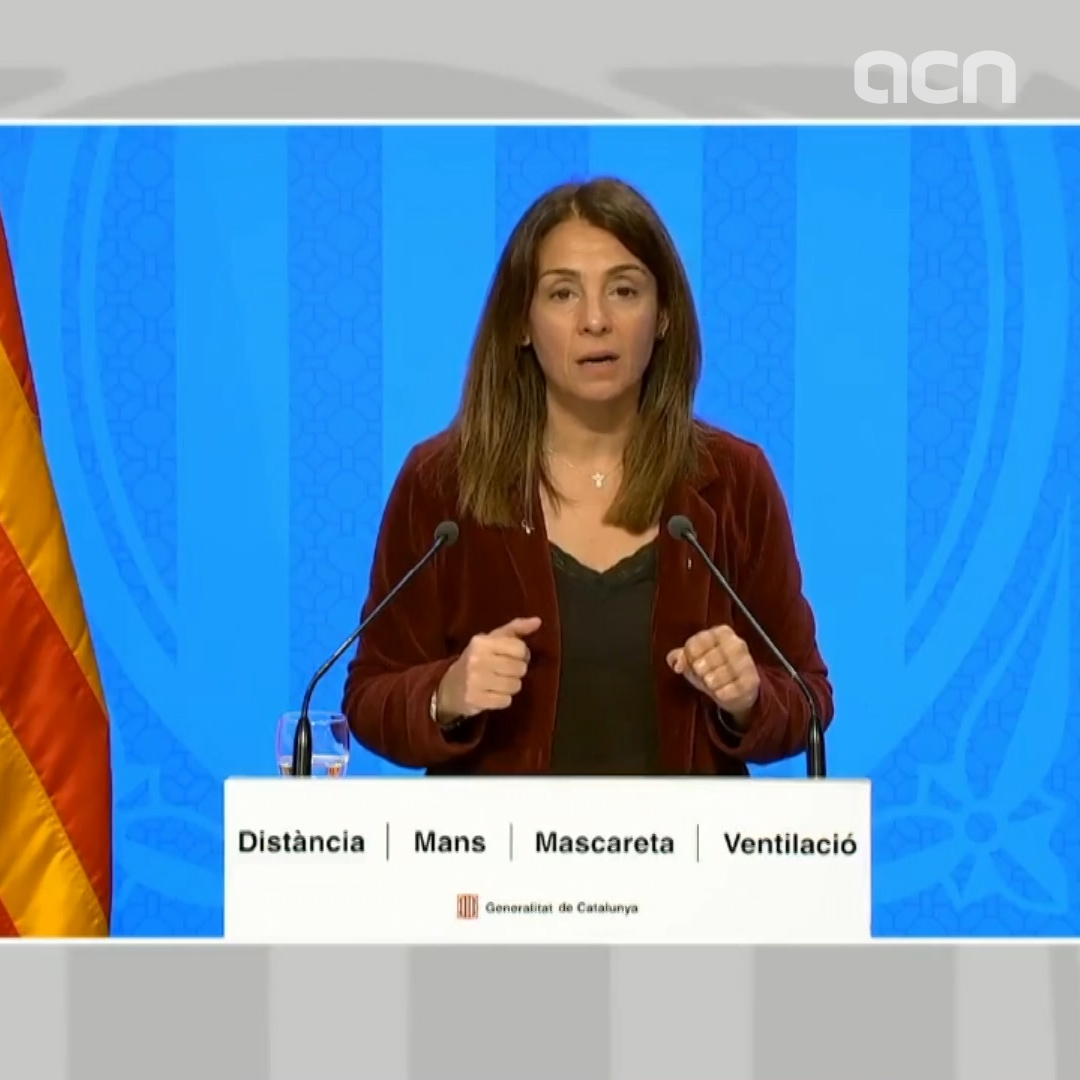 Catalonia could 'reopen mobility' if Covid-19 figures continue to stabilize