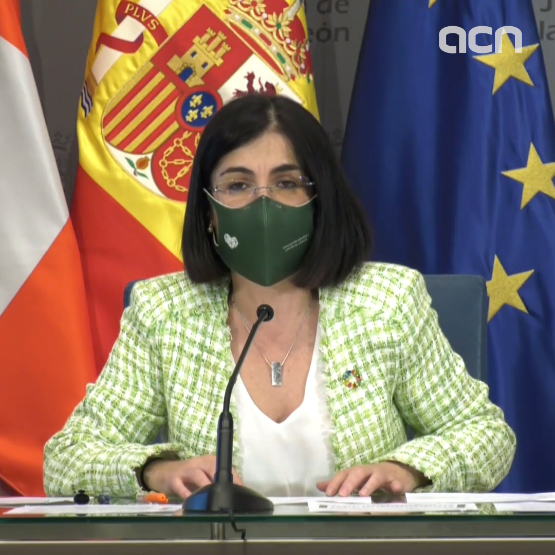 Spain to proceed 'in harmonized and contextualized way' as face mask law sparks controversy