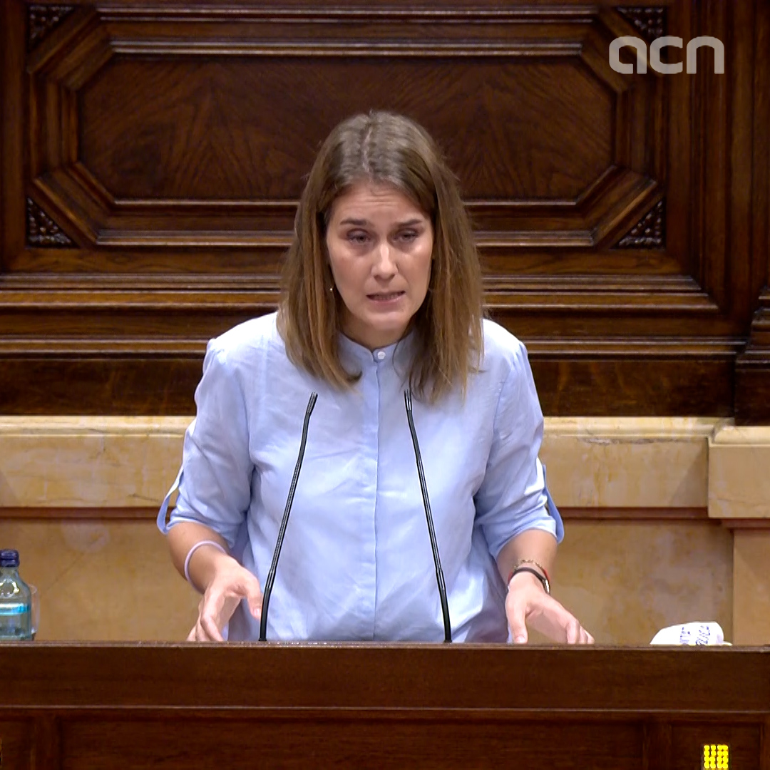 Left-wing party sees Catalonia with 'two symbolic presidents' but none at work