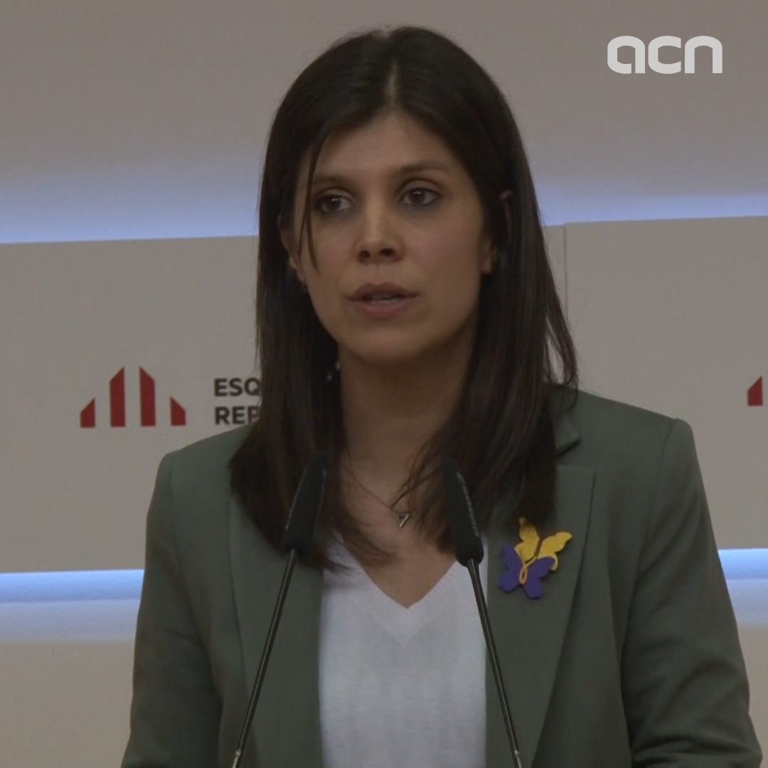 Esquerra spokesperson defends party's conduct in sexual harassment dismissal case