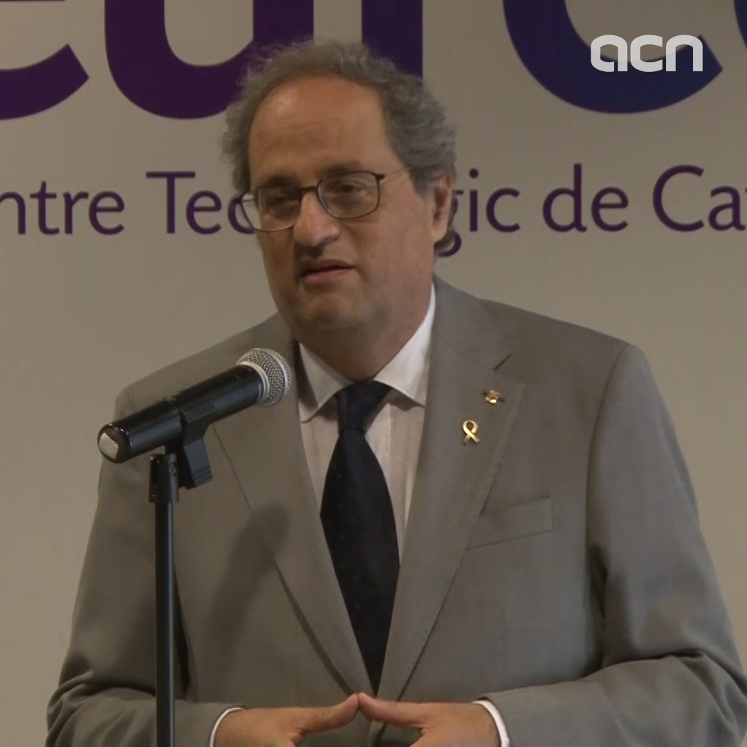 Catalan president on education: 'The government will allocate all of the resources necessary'