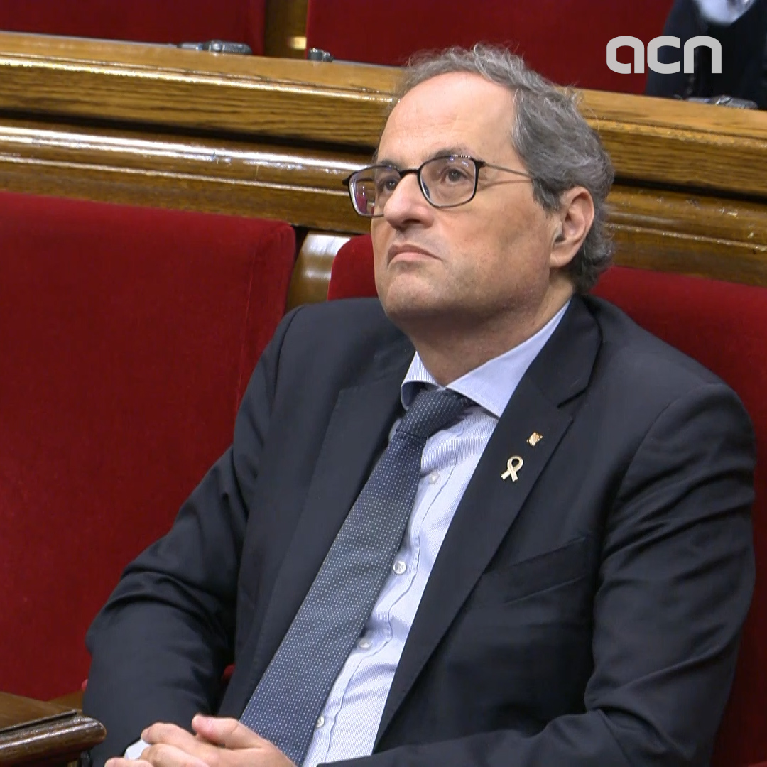 Catalan president and opposition head clash over COVID-19 figures