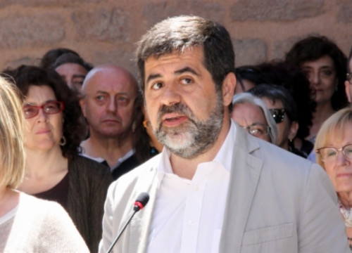 Jordi Sánchez, President of the ANC (by ACN)