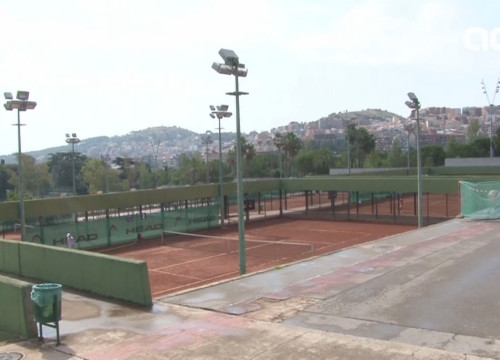Olympic facilities in Barcelona