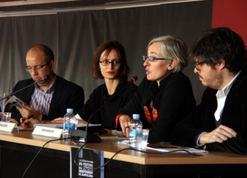 Presentation of 2014 L'Alternativa independent film festival in Barcelona (by P. Francesch)