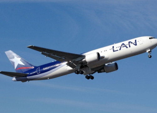 An aircraft from LATAM group (by LATAM / ACN)