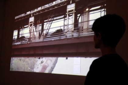 Lemaître's video art collection is on show in Barcelona (by M. Amengual)
