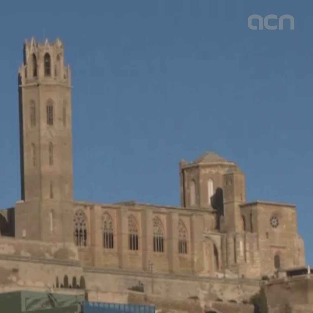 Lleida to present dossier for the Turó de la Seu Vella complex to the culture minister