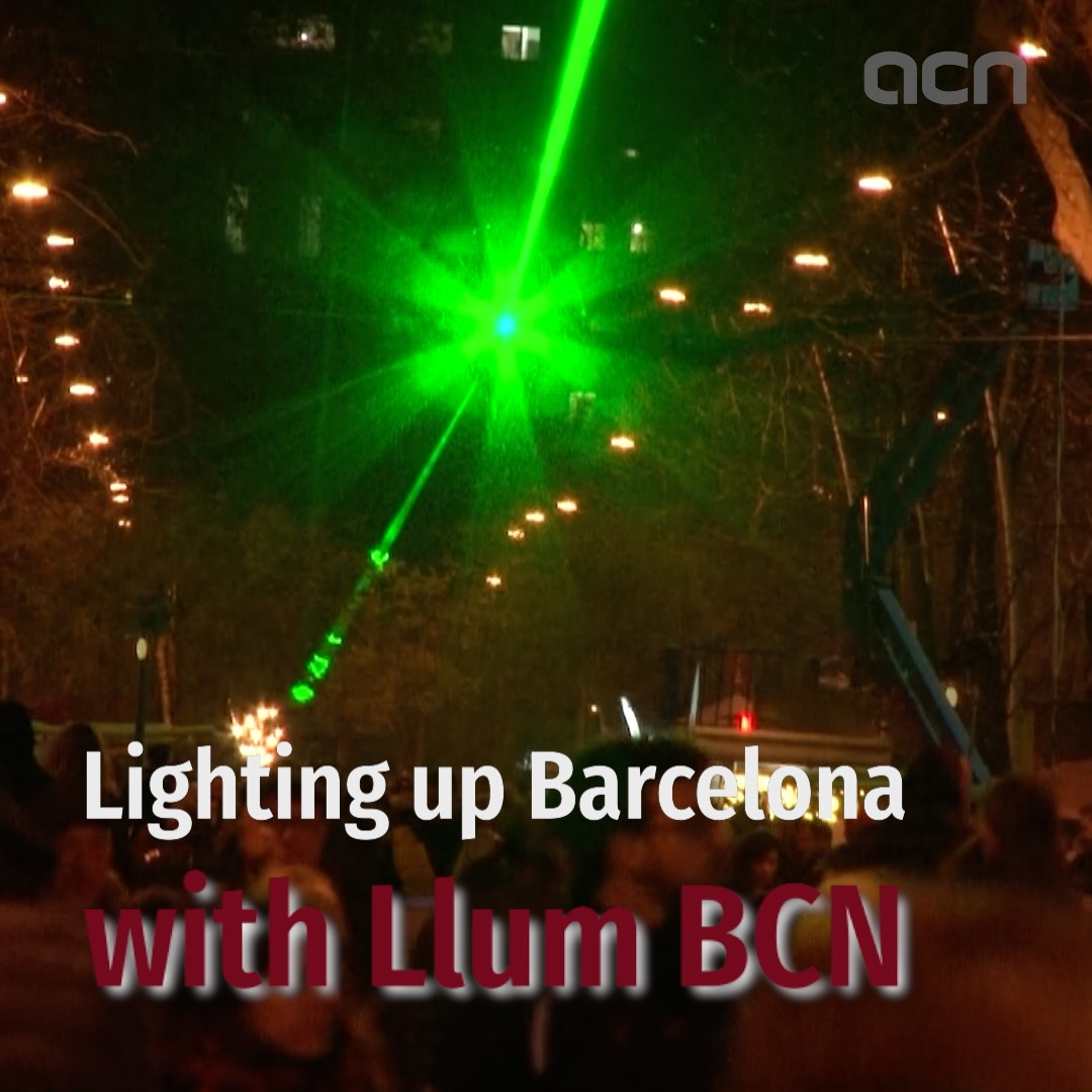 Lighting up Barcelona with Llum BCN