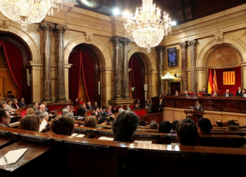 Artur Mas offered other parties the possibility to join the government (by O. Campuzano)
