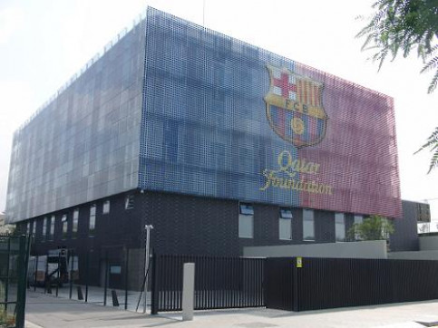 The Oriol Tort Training Centre, Barça's new Masía (by FC Barcelona / MCM Group)