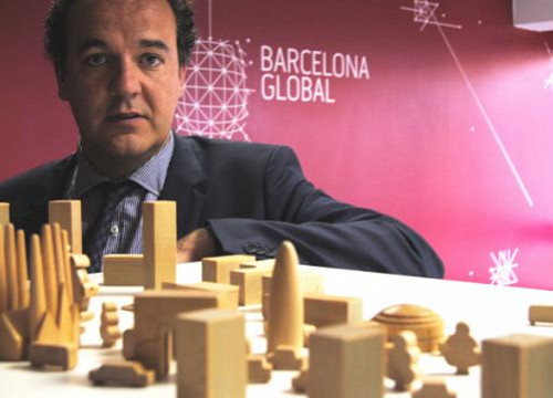 Mateu Hernández is the General Director of Barcelona Global (by P. J. Armengou)