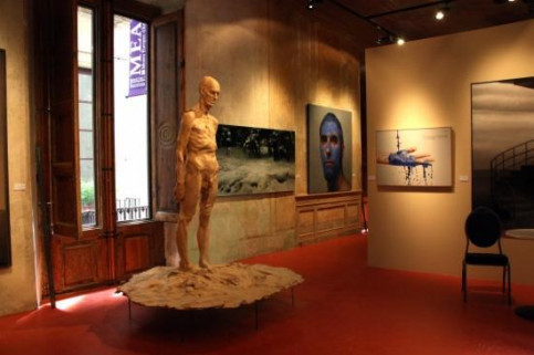 The MEAM focuses on figurative art from the 20th and 21st centuries (by M Armengual)