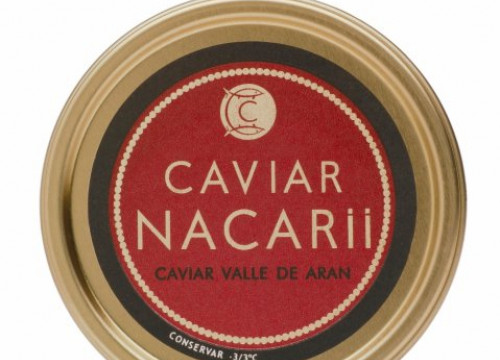 A can of Nacarii Caviar (by ACN)