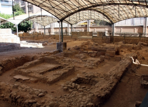 Tarragona's Necropolis, the most important Paleochristian cemetery of the Western Mediterranean area (by A. Mayor)