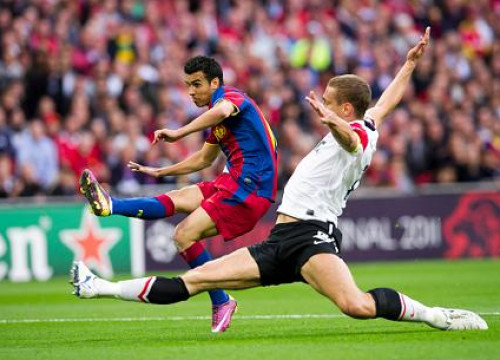 Manchester United and Barça to repeat in Sweden the 2009 and 2011 Champions League finals (by FC Barcelona)