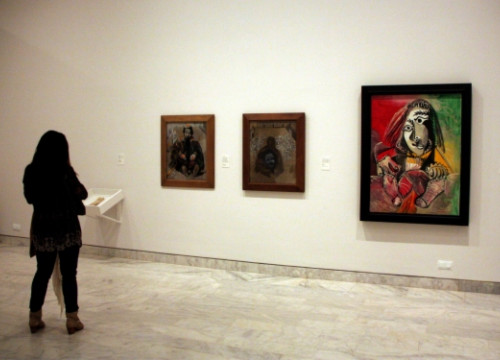 'Picasso/Dalí. Dalí/Picasso' features works from both artistic giants (by P. Cortina)