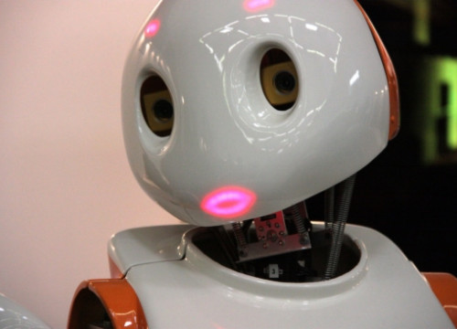 Robots are the focus of this year's edition (by P. Francesch)