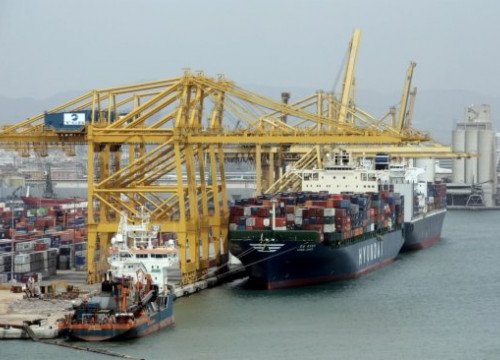 Container exportation from Barcelona Port grew by 8.7% in 2012 (by ACN)