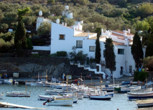 Salvador Dalí's house in Portlligat, in the Catalan Costa Brava (by ACN)