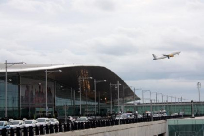 Air services in Barcelona's airport are getting back to normal