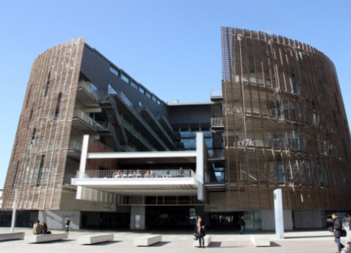 Barcelona's Park of Biomedical Research building, where the CMRB is located (by ACN)