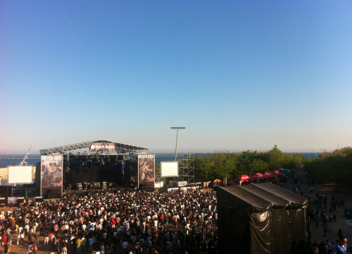 A past edition of the Primavera Sound festival (by ACN)