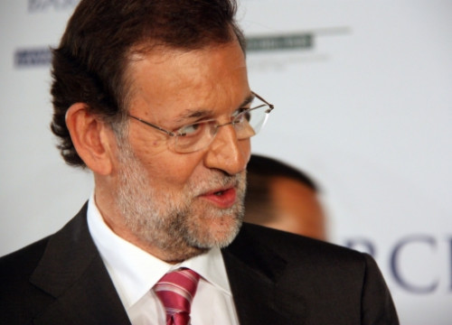 Mariano Rajoy, President and candidate of the People's Party (PP), in a recent picture (by ACN)