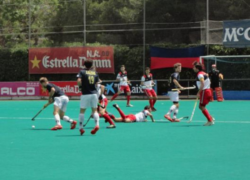 The final match was played in the RC Polo de Barcelona's venues (by L. Barrio Aguilar / L. Miranda)
