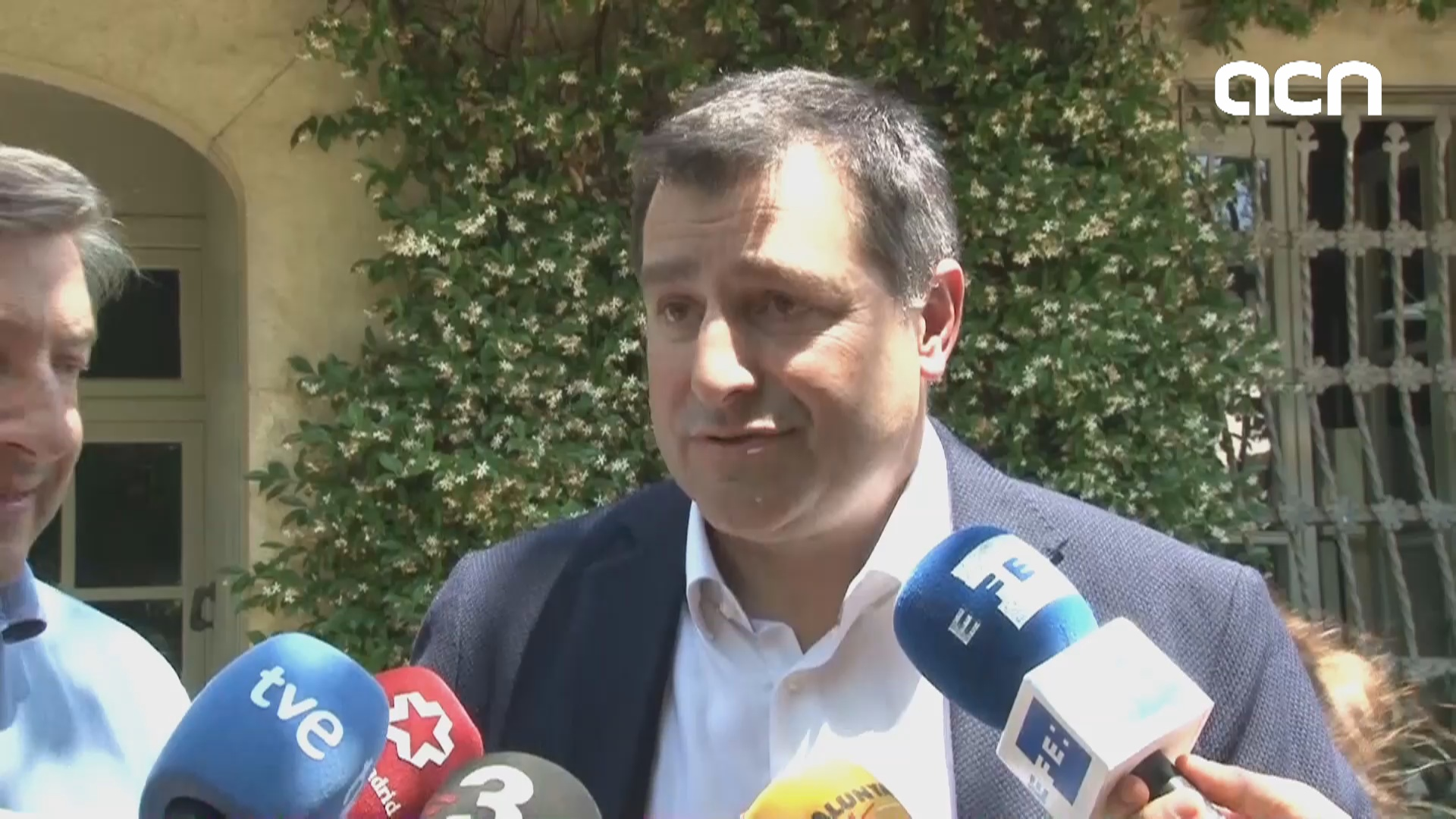 Josep Roca gives statement on political involvement