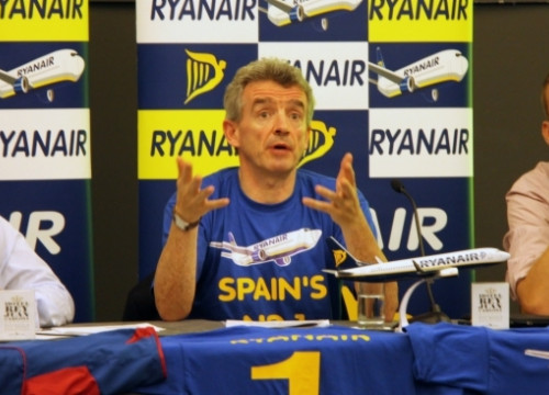 The Ryanair Chairman, Michael O'Leary (by ACN)