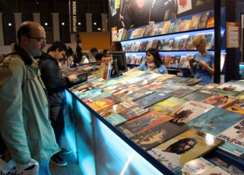 Barcelona's Comic Book Fair (by P. Francesch)